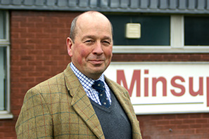 Ian Armstrong - Sales Director