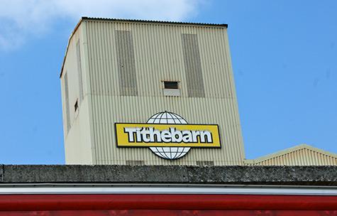 About Tithebarn