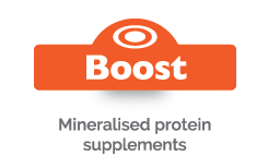 Boost - Mineralised protein supplements
