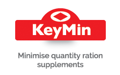 KeyMin - Minimise quantity ration supplements